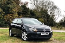 Volkswagen Golf 1.4 TSI Match DSG 5dr Petrol Automatic