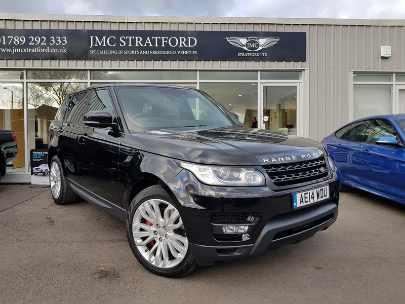Land Rover Range Rover Sport 4 4 Sdv8 Autobiography