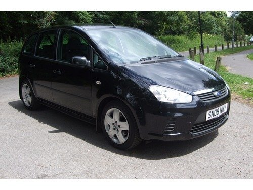 Ford C-Max 1.6I STYLE 100PS