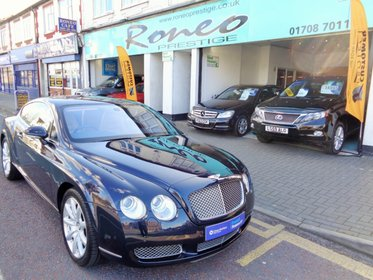 Bentley Continental GT COUPE STUNNING ONLY 57K! FINANCE AVAILABLE