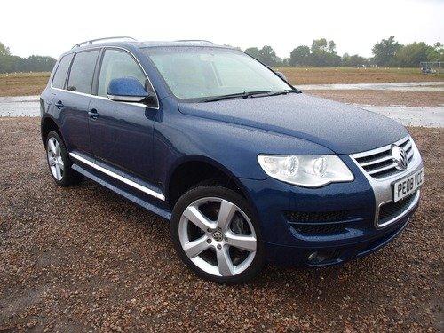 Volkswagen Touareg ALTITUDE, REAR ENTERTAINMENT, TOW BAR *WEEKEND SALE*