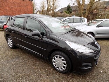 Peugeot 207 1.6 HDI 90 S SW