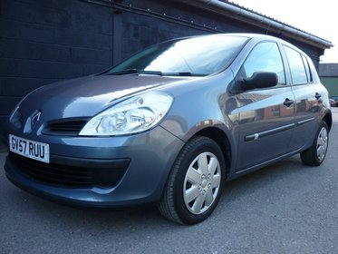 Renault Clio EXPRESSION 1.2 TCE 16V