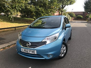 Nissan Note ACENTA AUTOMATIC ONE OWNER