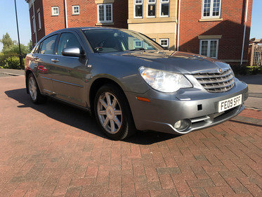 Chrysler Sebring 2.0 CRD LIMITED