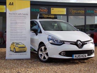 Renault Clio 0.9 TCE 90 ECO DYNAMIQUE MEDIANAV