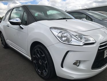 Citroen DS3 1.6 16V VTI DSTYLE 120HP