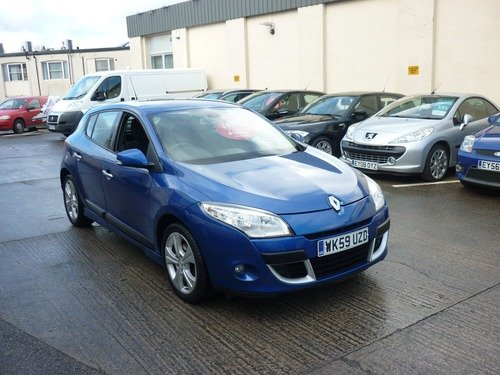 Renault Megane 1.6 16V 110 DYNAMIQUE Word Rally from 96.37pm