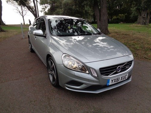 Volvo S60 2.0 D3  R-DESIGN 163PS