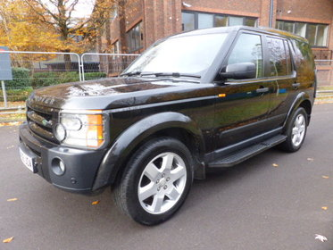 Land Rover Discovery 3 TDV6 HSE Automatic