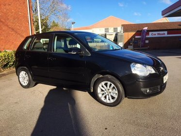 Volkswagen Polo 1.4 75 PS S Auto