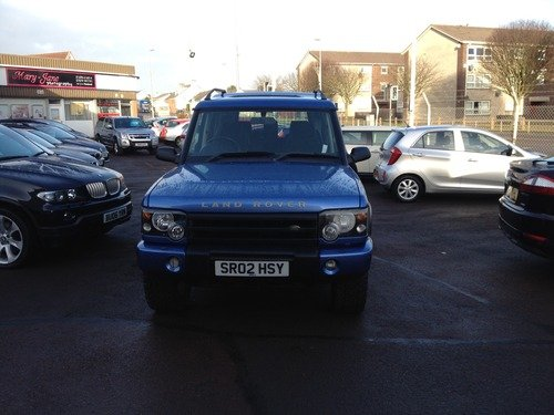 Land Rover Discovery XS TD5 5 SEAT