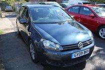 Volkswagen Golf TDi 2.0 TDI SE DSG 140PS