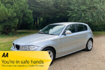 BMW 1 SERIES 120i SE DENTS AND SCRATCHES HENCE PRICE