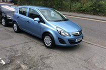 Vauxhall Corsa S AC ECOFLEX BUY NO DEP & £27 A WEEK T&C APPLY.WE CAN ARRANGE DELIVERY