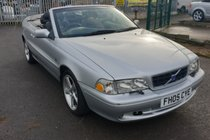 Volvo C70 T CONVERTIBLE - FULL MOT - ANY PX WELCOME