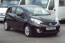 Nissan Note ACENTA PREMIUM 1.2 73,000 MILES FULL SERVICE HISTORY LOTS OF EXTRAS