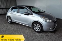 Peugeot 208 1.2 VTi Pure Tech Active 5 Door