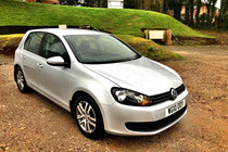 Volkswagen Golf SE TDI 1.6 105 PS #FinanceAvailable