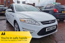 Ford Mondeo 2.0 TDCI TITANIUM 5dr MANUAL