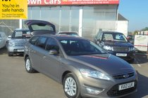 Ford Mondeo ZETEC TDCI AUTO ESTATE