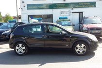 Vauxhall Astra CLUB 1.6i 16v VVT last owner 4years