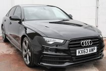 Audi A6 2.0 TDI 177PS Black Edition