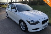 BMW 1 SERIES THIS CAR IS NOW SOLD PLEASE CALL FOR MORE STOCK