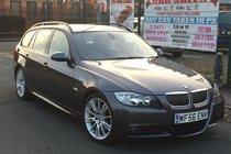 BMW 3 SERIES 330d M SPORT TOURING ** HUGE SPEC ** FULL SERVICE HISTORY ** HPI CLEAR ** 2 KEYS