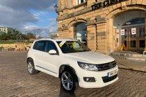 Volkswagen Tiguan R LINE TDI BLUEMOTION TECH 4MOTION DSG