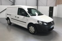 Volkswagen Caddy C20 TDI STARTLINE BLUEMOTION TECHNOLOGY