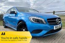 Mercedes A Class A180 CDI BLUEEFFICIENCY SPORT