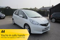 Honda Jazz I-VTEC ES PLUS 1 OWNER ! FULL SERVICE HISTORY ! 24,613 MILES ! MEDIA/BT ! RESERVE & COLLECT !
