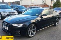 Audi A5 Black Edition 2.0 TDI 177PS
