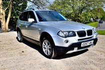BMW X3 d SE #4x4 #FinanceAvailable