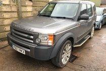 Land Rover Discovery TDV6 E4