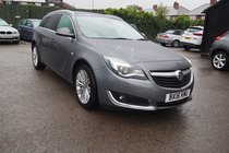 Vauxhall Insignia TECH LINE CDTI FULL SERVICE HISTORY ! FULL LEATHER ! SAT NAV ! 99% FINANCE APPROVAL !