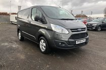 Ford Transit 290 LIMITED LR P/V 155 .