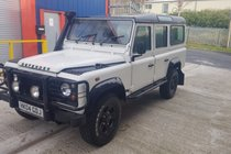 Land Rover Defender 110 2.5TD5 COUNTY STATION WAGON