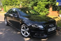 Audi A4 S-LINE EXECUTIVE PLUS WOW MUST SEE