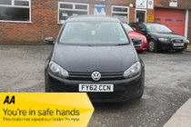 Volkswagen Golf MATCH TSI - VW build quality, reliability, coupled with great looks, nice condition and service history! Makes this a good buy!!