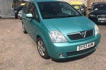 Vauxhall Meriva Design 1.6i VIP