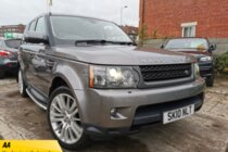 Land Rover Range Rover Sport 3.0 TDV6 HSE 4WD Auto 5dr