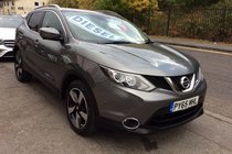 Nissan Qashqai DCI N-TEC PLUS BUY NO DEP & £ 66 A WEEK T&C