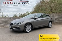 Vauxhall Astra 1.6 CDTi BlueInjection Elite Nav Auto 5dr