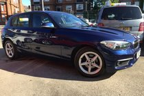 BMW 1 SERIES 1.5 116d SE (s/s)