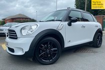 MINI Countryman COOPER D ALL4 used car in White