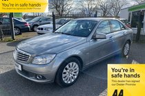 Mercedes C Class C250 CDI BLUEEFFICIENCY ELEGANCE