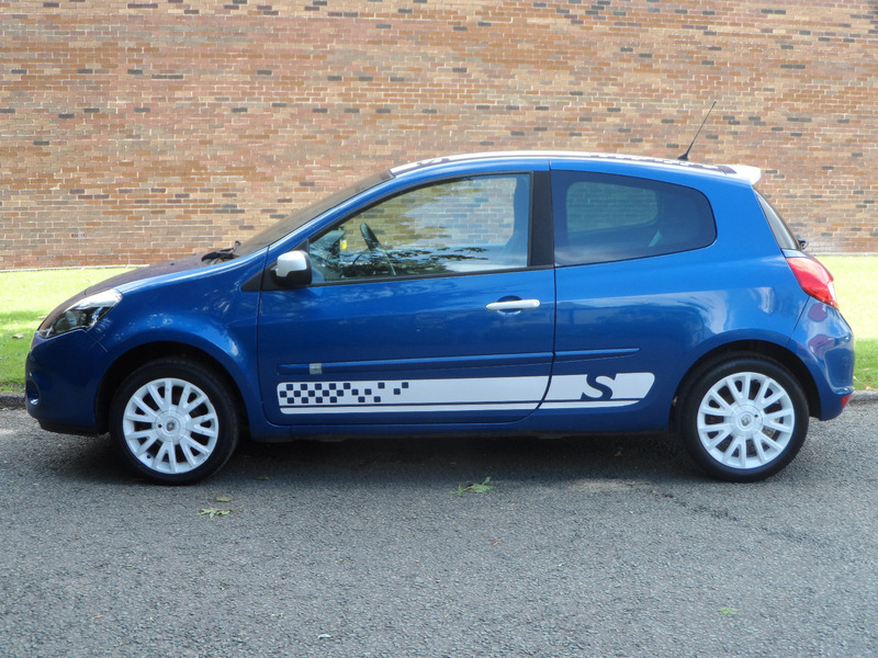 Renault Clio 1 2 Turbo 100 Clio S Ak Simpson Car Sales