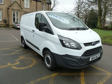 Ford Transit Custom 290 Low Roof L1 100ps Eco-Tech